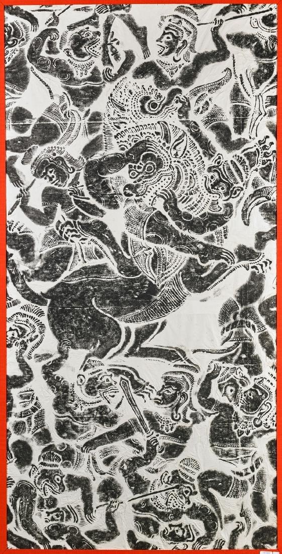 Four Southeast Asian Artworks