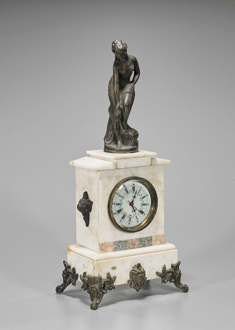European-Style Chinese Desk Clock - 2