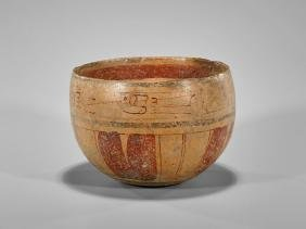 Painted Pottery Vessel