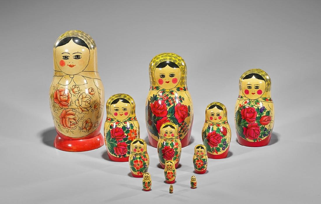 Group of Various Russian Pieces - 2