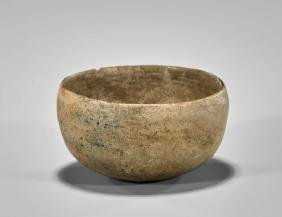 Pre-Columbian-Style Pottery Bowl