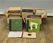 Large Collection of Record Albums