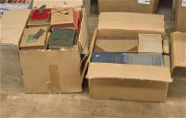 Large Collection of Literature Books