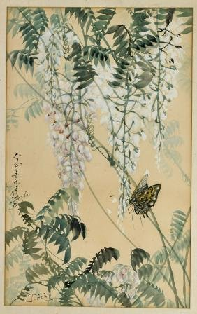 Group of Three Japanese Artworks