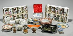 Large Collection of Japanese Ceramics