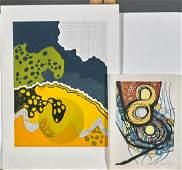 Thirteen Prints by Various Artists