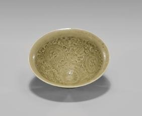 Northern Song Dynasty Yaozhou-type Tea Bowl