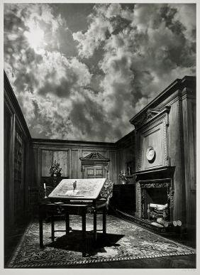 Photograph By Jerry Uelsmann: Untitled, 1976