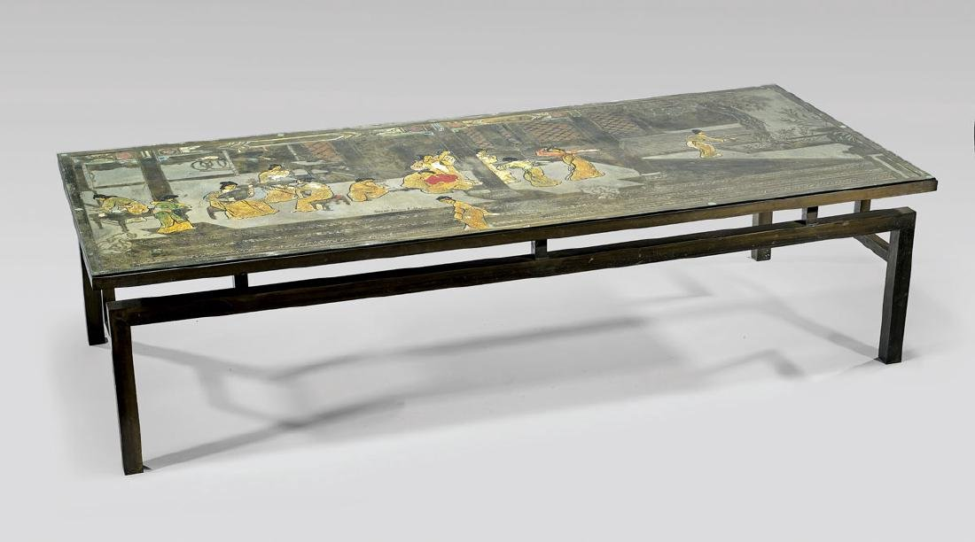 """LARGE PHILIP & KELVIN LAVERNE """"CHIN YING"""" TABLE"""