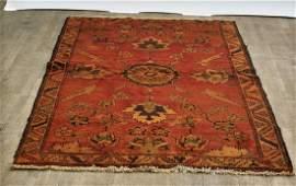 Handmade Persian Wool Area Rug