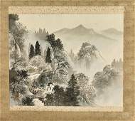 Group of Three Chinese  Japanese Artworks