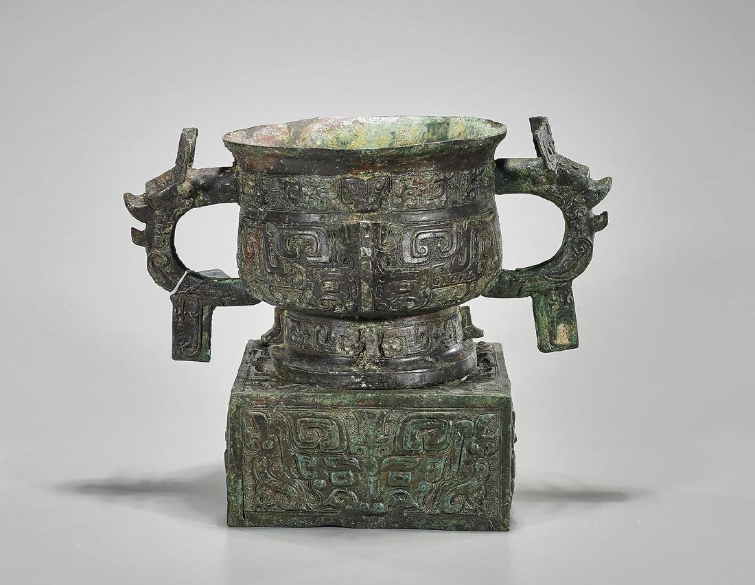 Chinese Archaistic Vessel