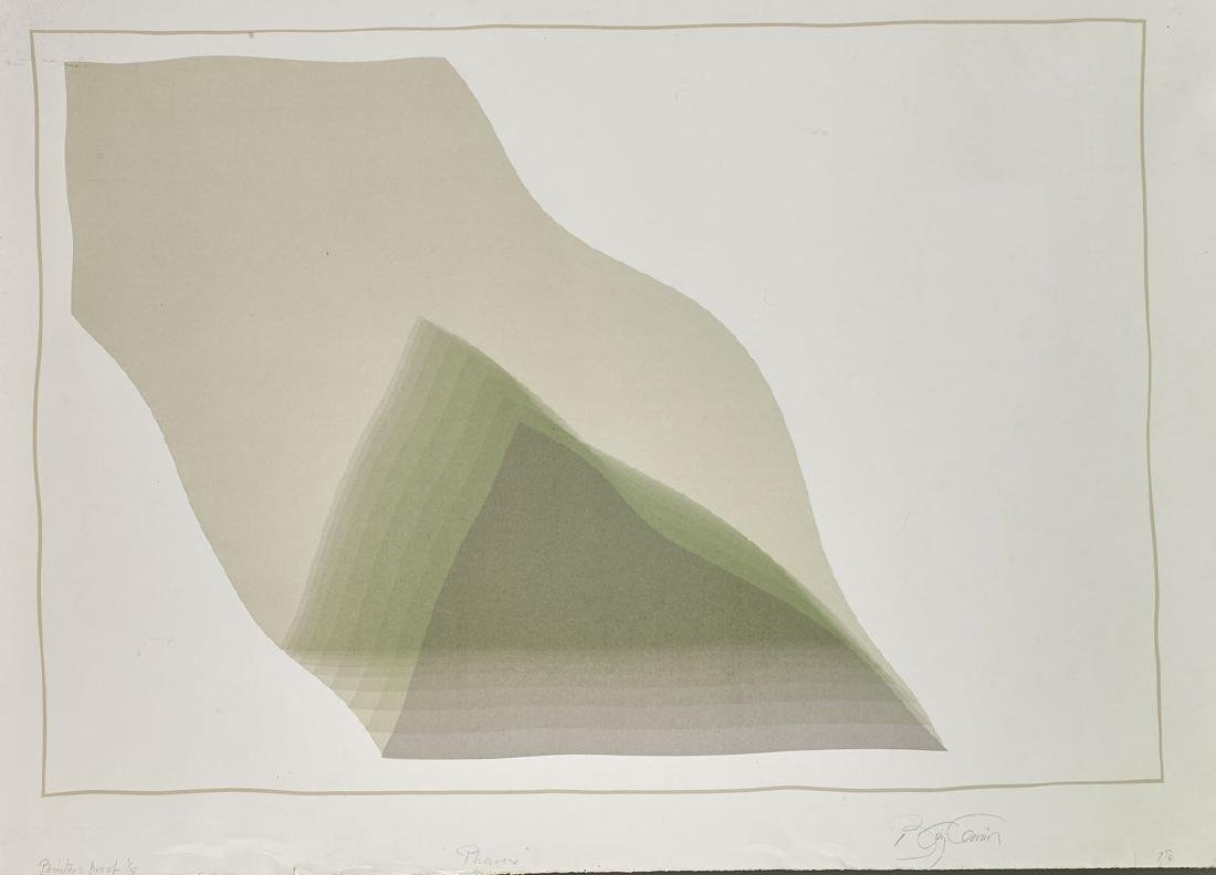Group of Nine Various Prints By Anthony Benjamin - 2