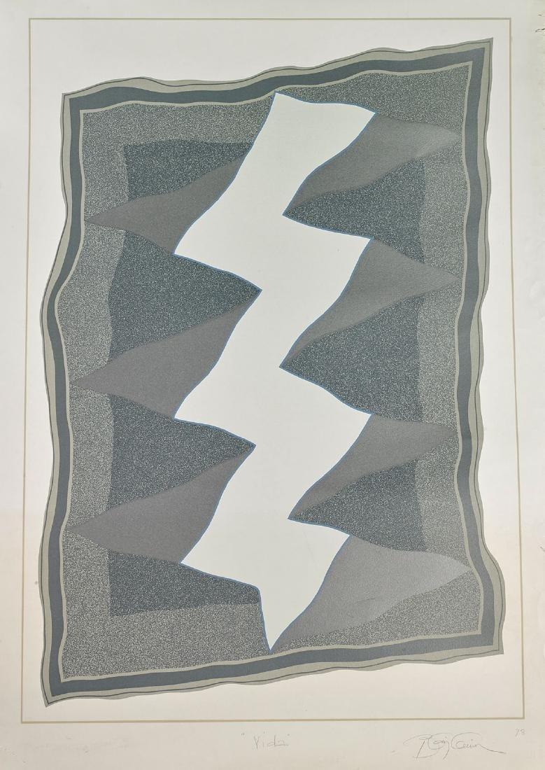 Group of Nine Various Prints By Anthony Benjamin - 4