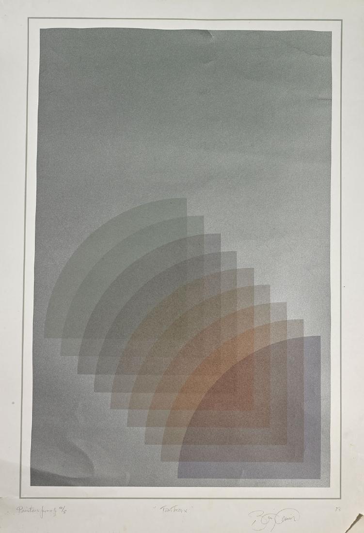Group of Nine Various Prints By Anthony Benjamin - 8