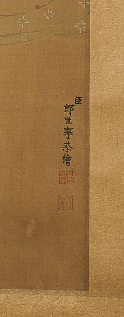Chinese Silk & Paper Scrolls - 2