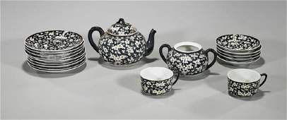 Old Chinese Porcelain Tea Set