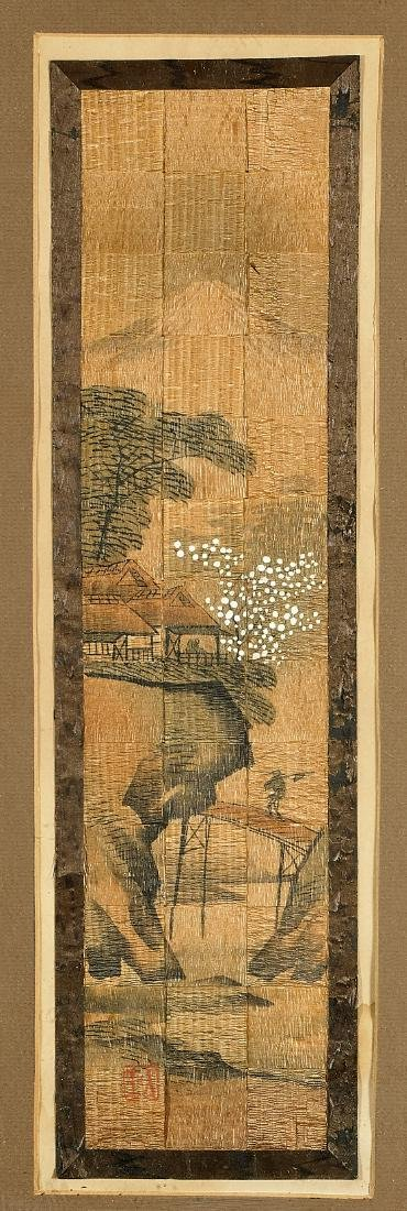 Group of Six Various Chinese Paintings