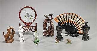 Group of Various Chinese Pieces