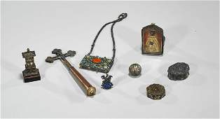 Collection of Small Antique Pieces