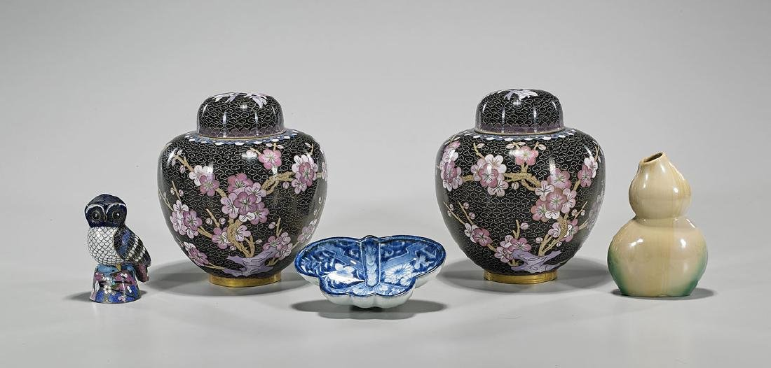 Ten Various Asian Pieces