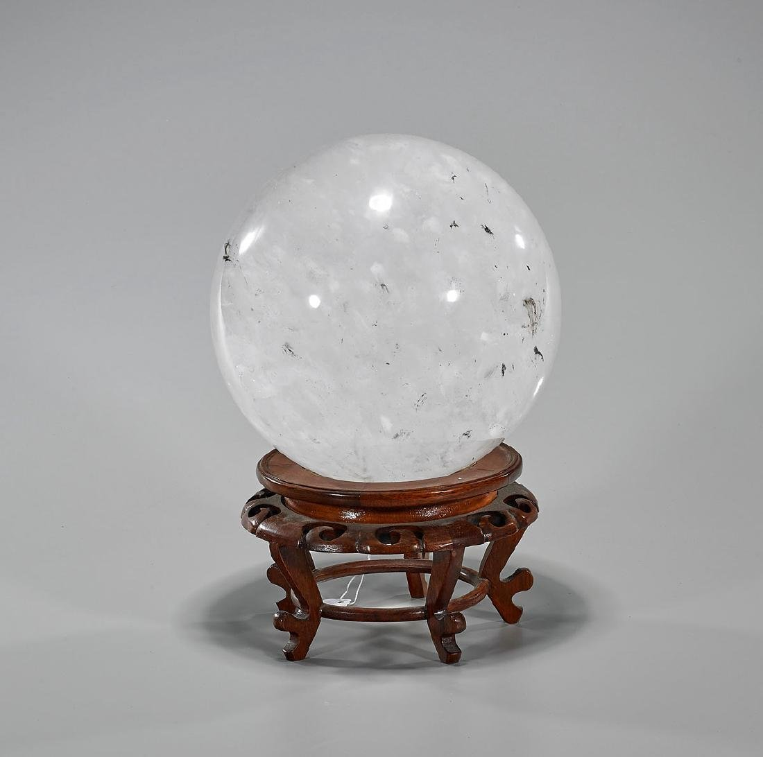 Large Glass Sphere