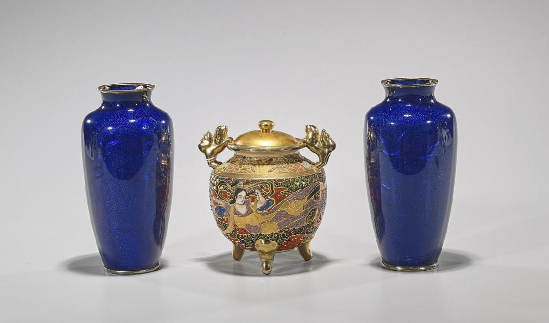 Three Various Japanese Pieces