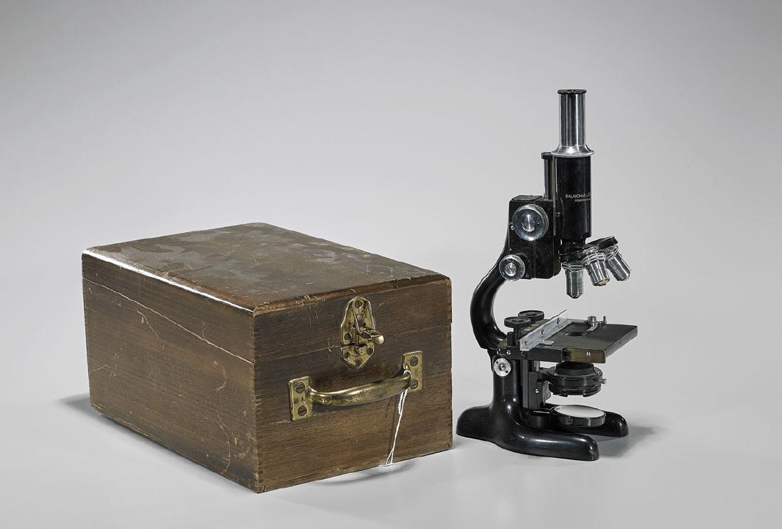 Bausch & Lomb Microscope