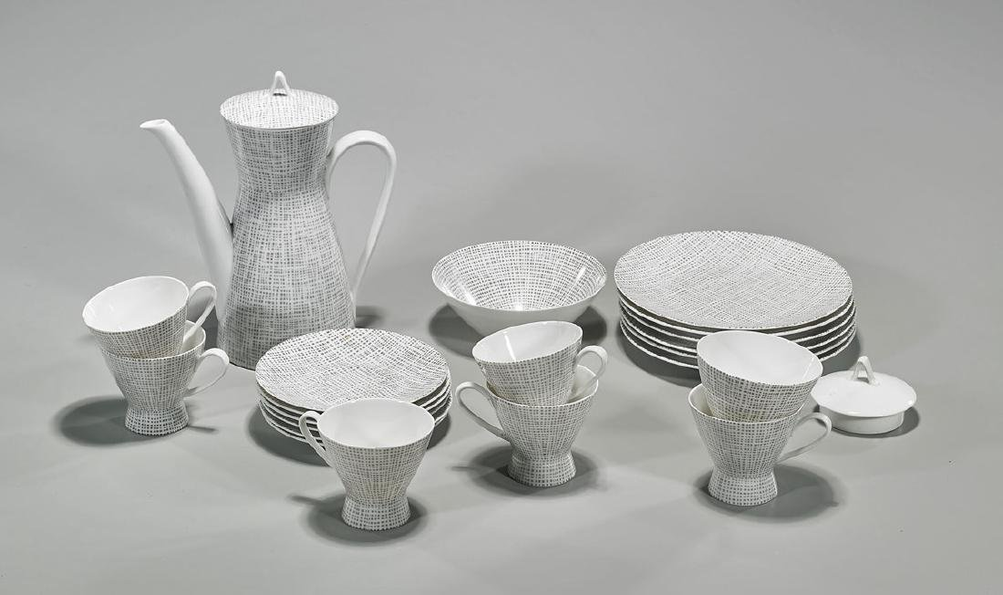 Rosenthal Form 2000 Porcelain Set
