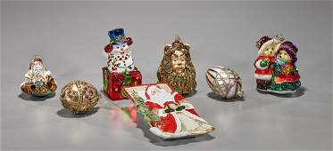 Collection of Seven Christmas Pieces