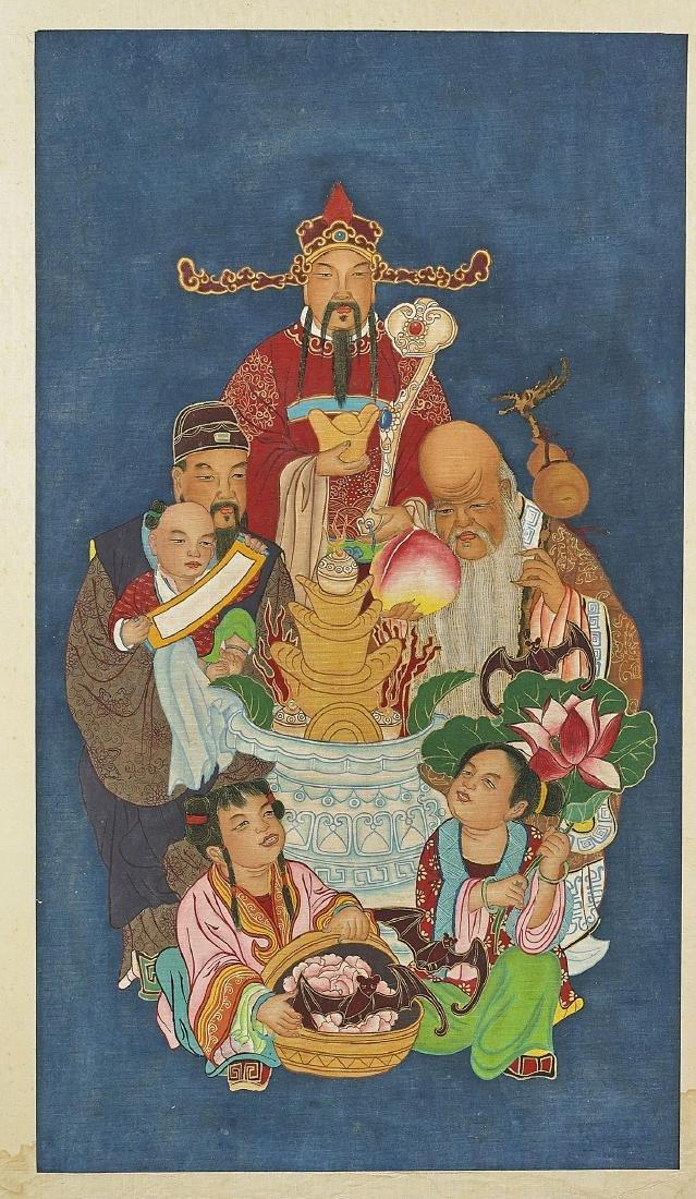 Collection of Twelve Artworks