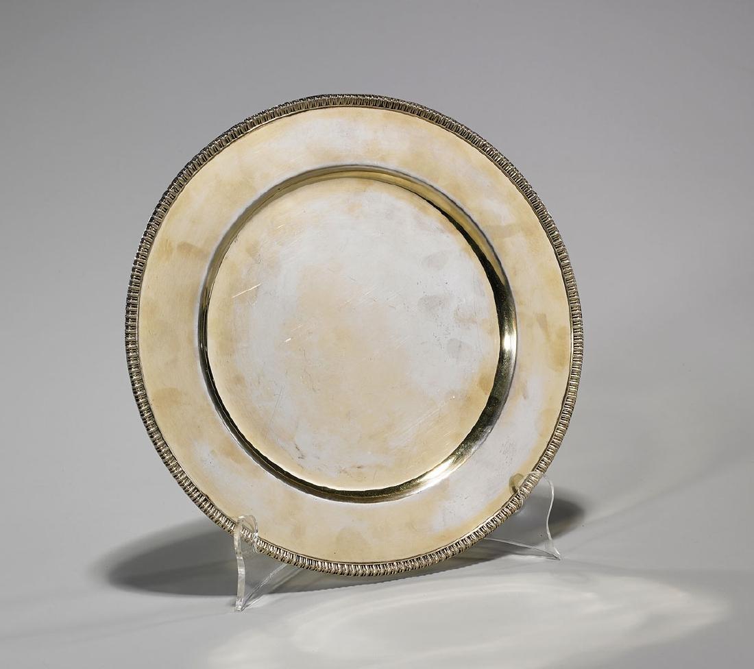 Silver Plate By Stefani Bologna