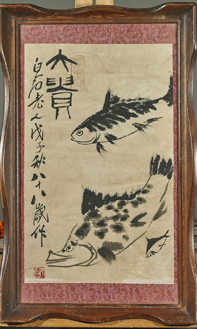 Chinese Painting After Qi Baishi