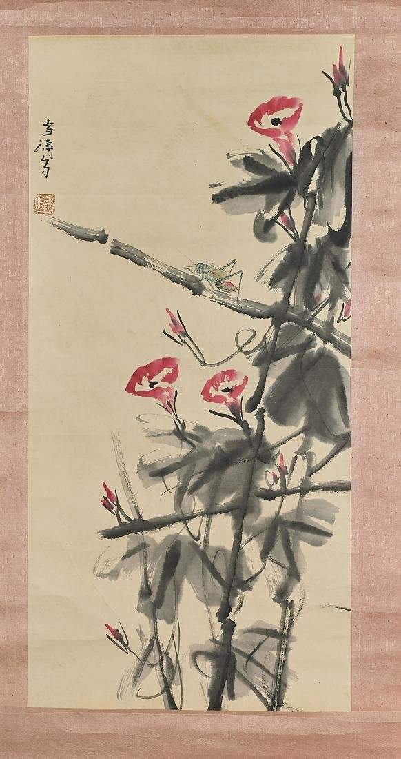 Three Chinese Scrolls After Wang Xuetao