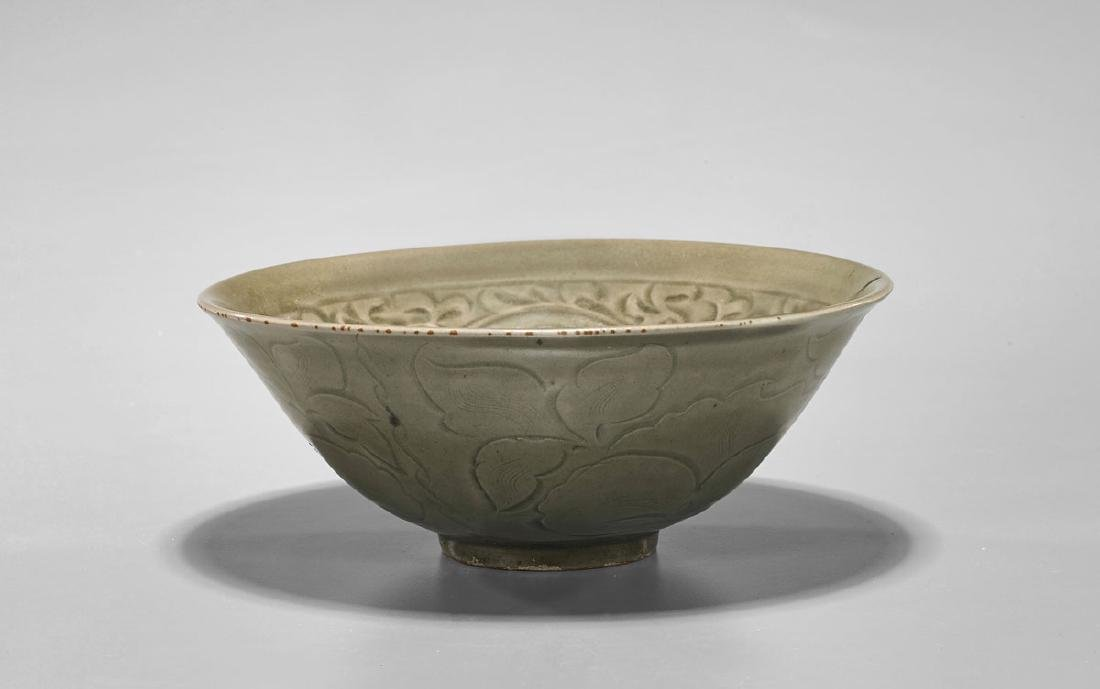 LARGE NORTHERN SONG DYNASTY 'YAOZHOU' BOWL
