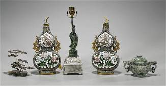 Group of Five Various Pieces