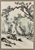 Group of Seven Chinese Artworks