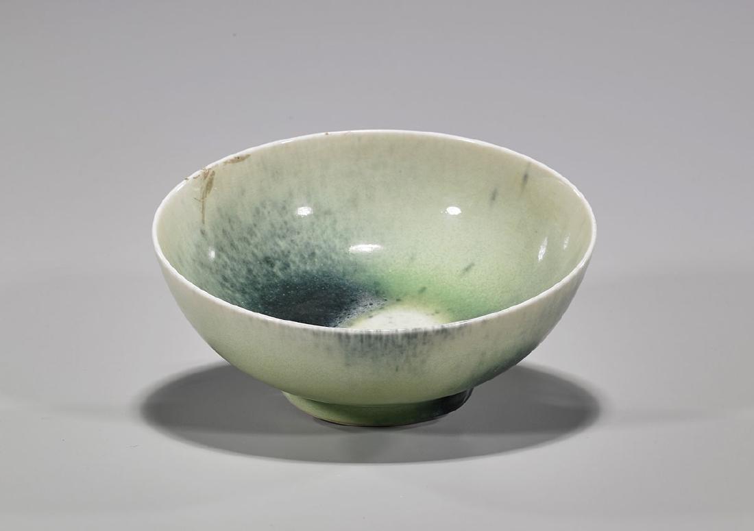 Chinese Qing-Style Flambe Glazed Bowl
