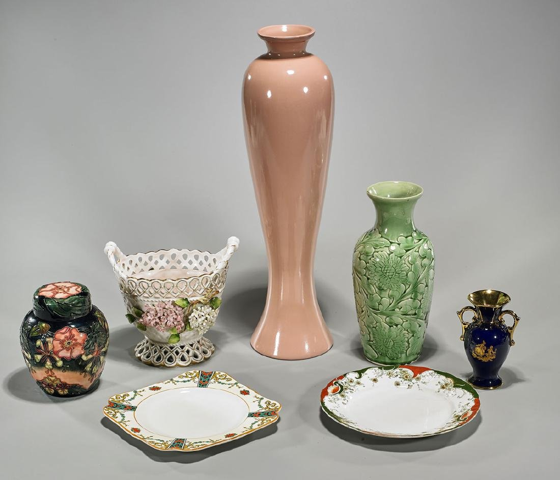 Group of Seven Ceramics