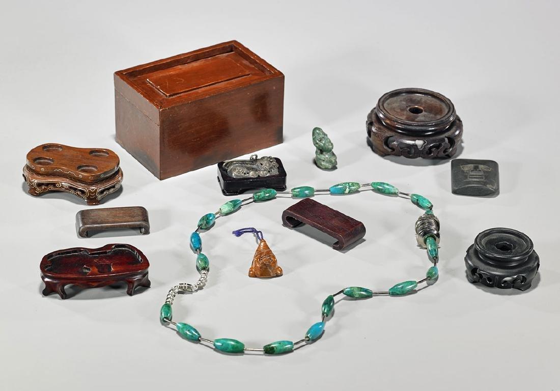 Group of Various Miniature Pieces