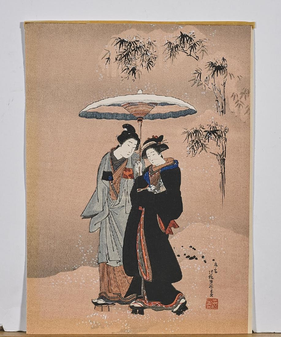 Collection of Chinese & Japanese Paintings & Prints - 8