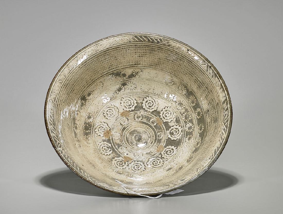 Korean Buncheong Bowl