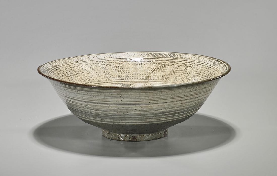 Korean Buncheong Bowl - 2