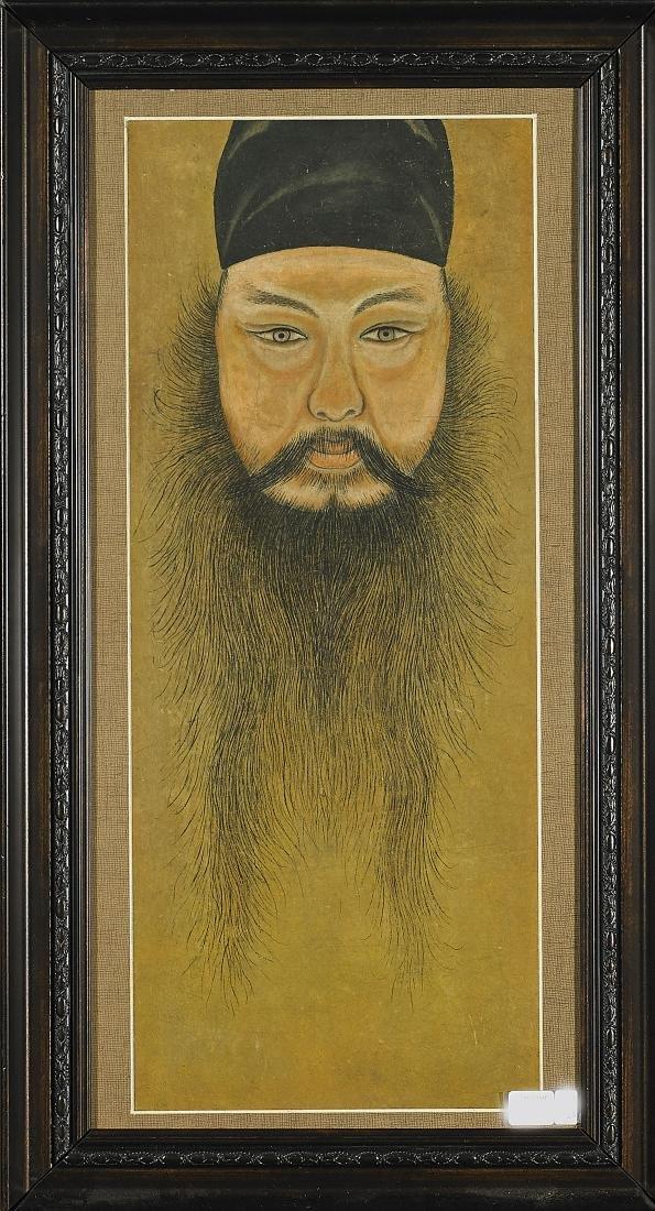 Korean Painting on Paper