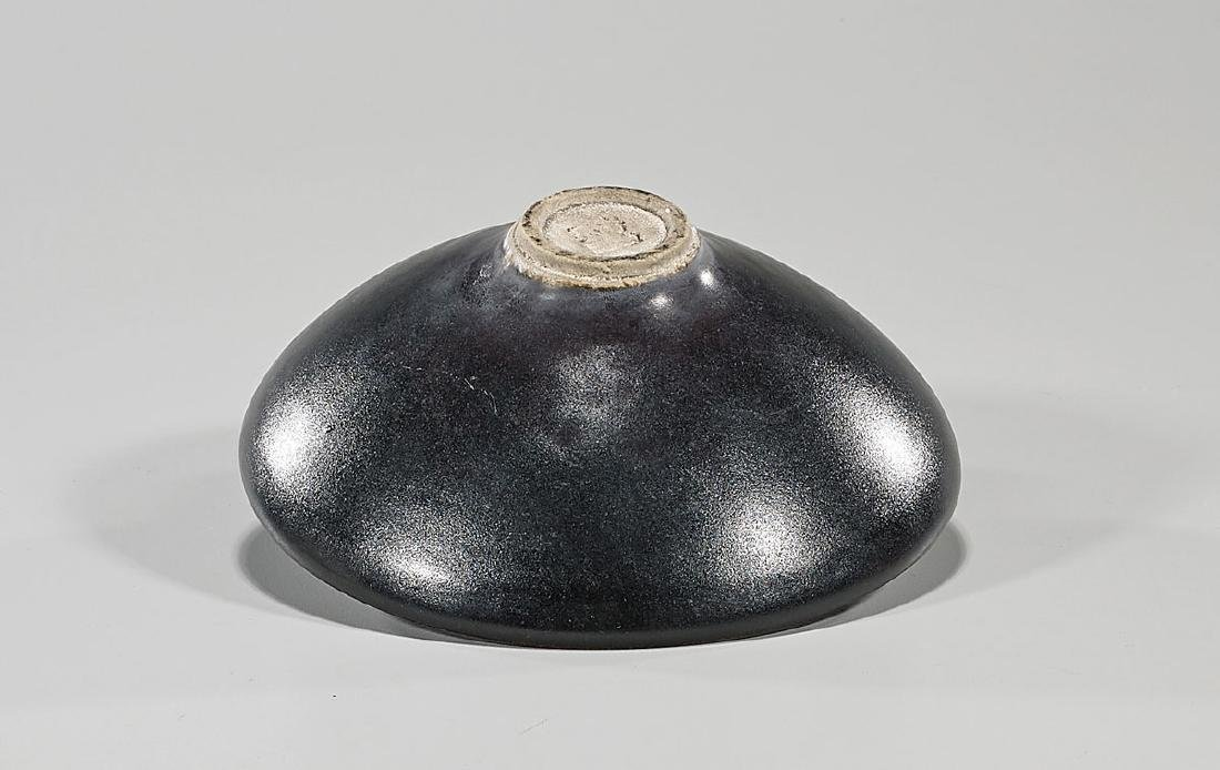 Chinese Song-Style Glazed Tea Bowl - 2