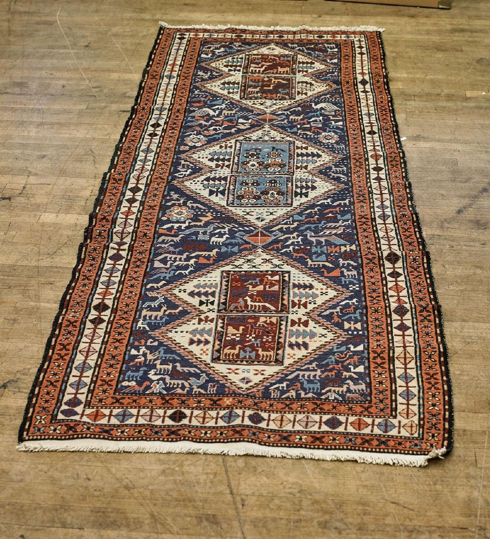 Persian Kilim Wool Rug