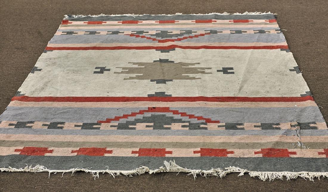 Indian Kilim Wool Rug