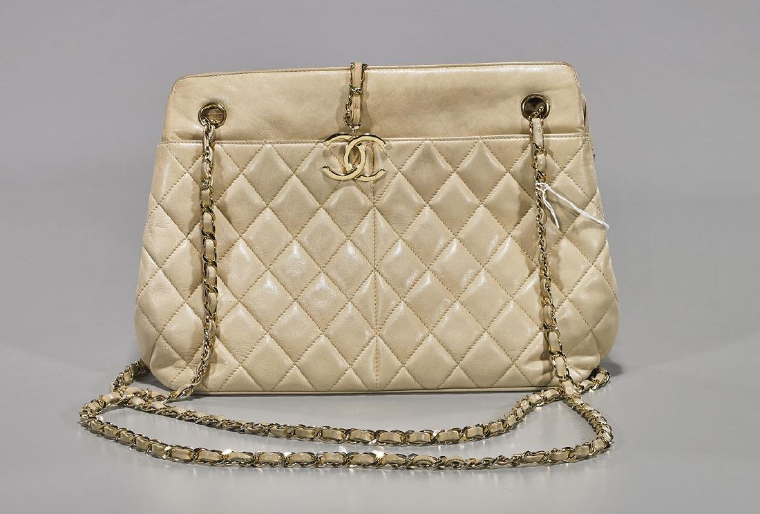 Vintage Chanel Quilted Purse