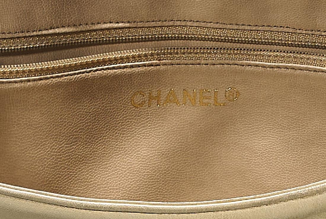 Vintage Chanel Quilted Purse - 2
