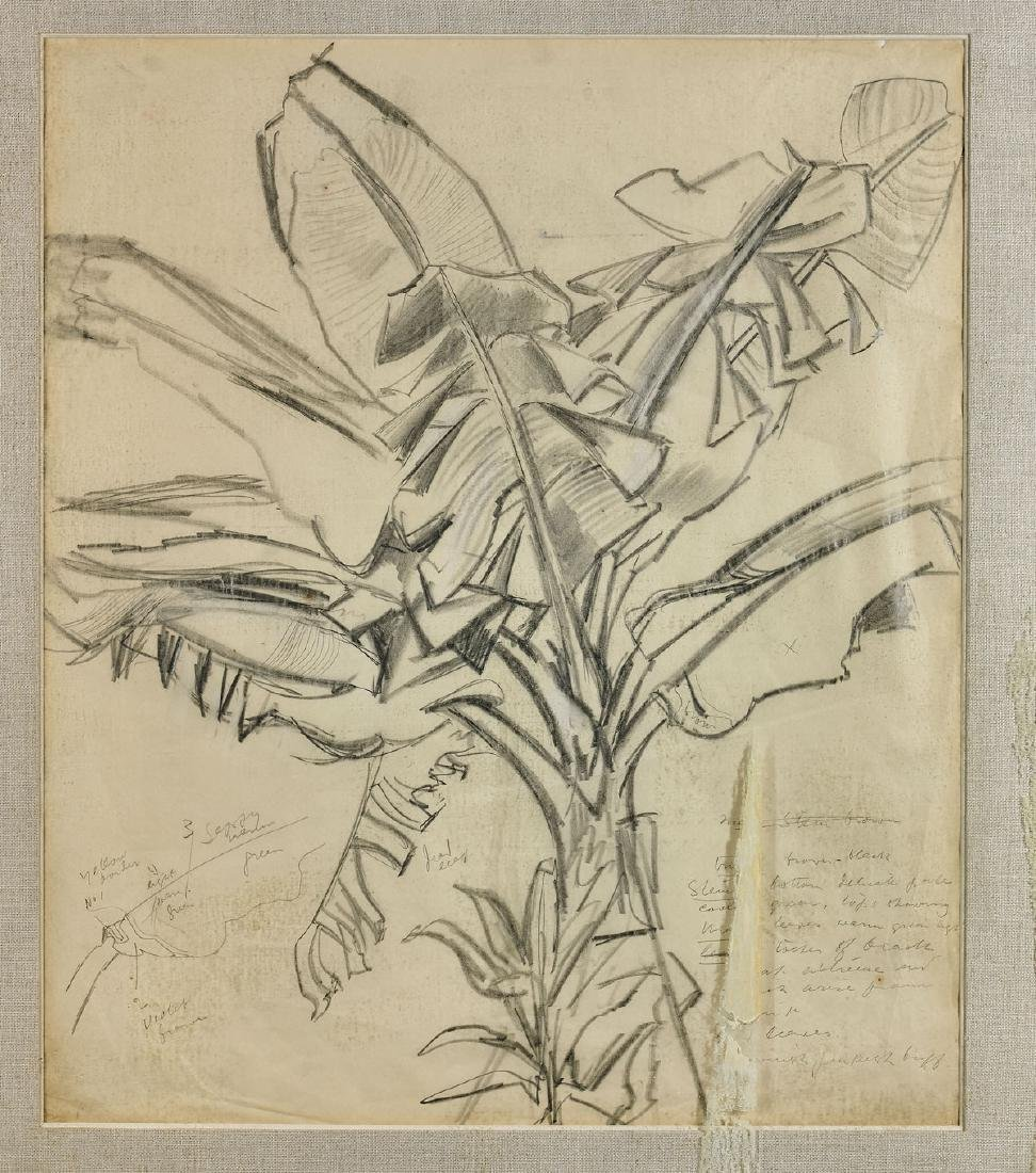 Group of Five Drawings By Maurice Sterne - 2